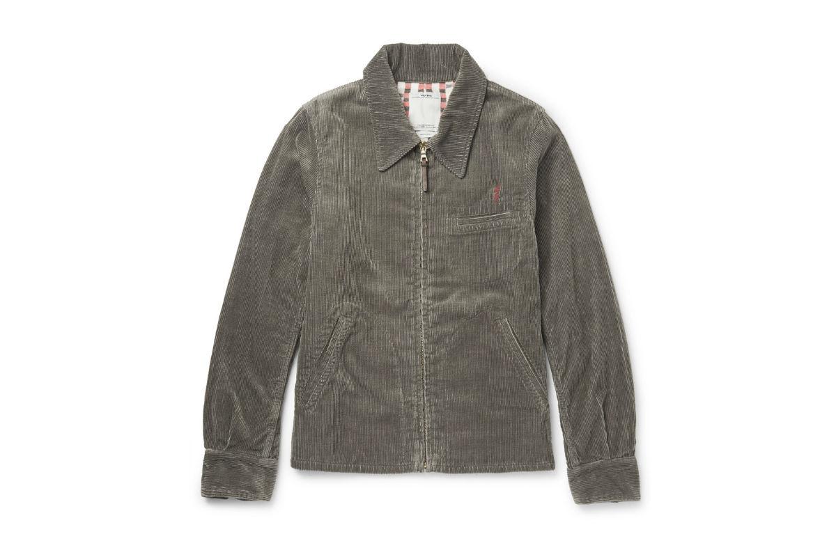 Visvim Cotton-Blend Corduroy Jacket