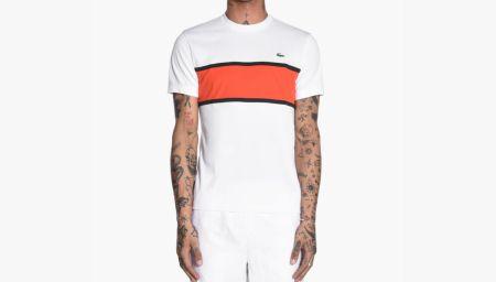 Lacoste Block T-shirt