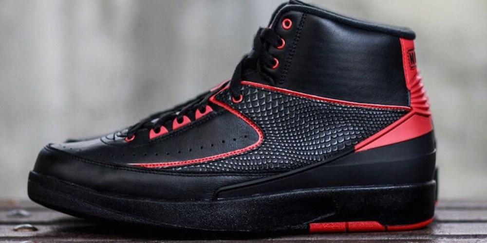 Air Jordan 2 history