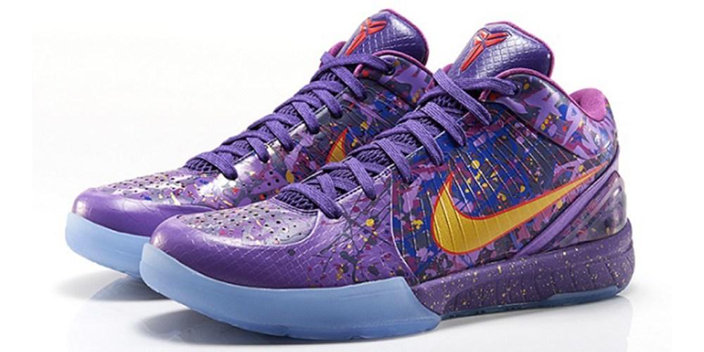 Nike Air Zoom Kobe 4