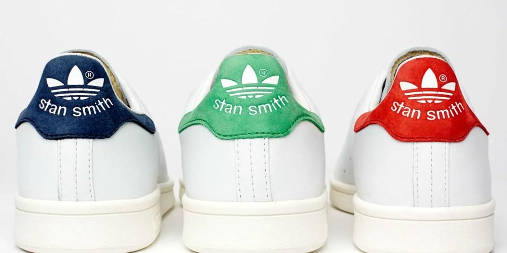 adidas stan smith three og colors