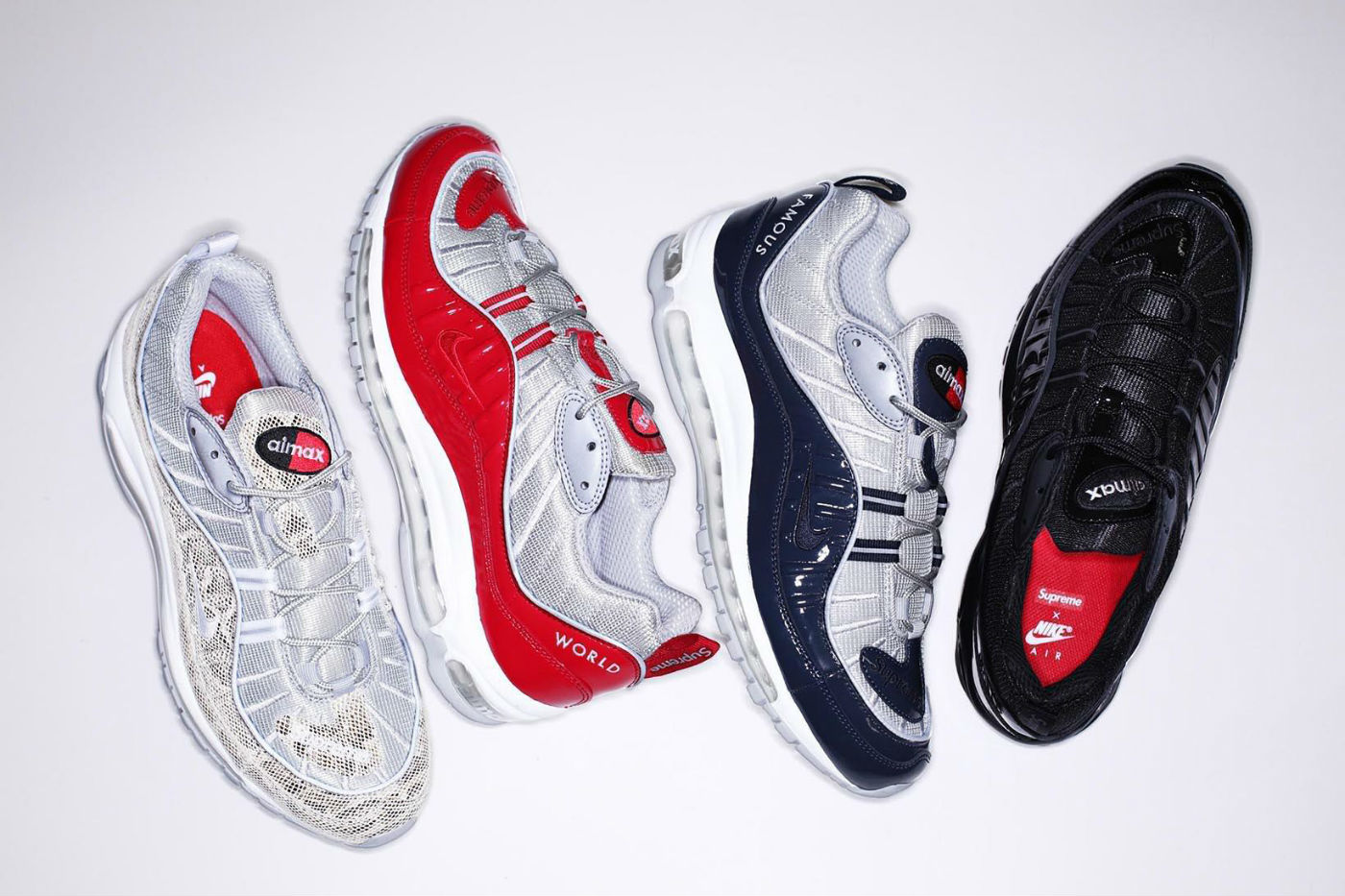 Nike Air Max 98: A Complete History