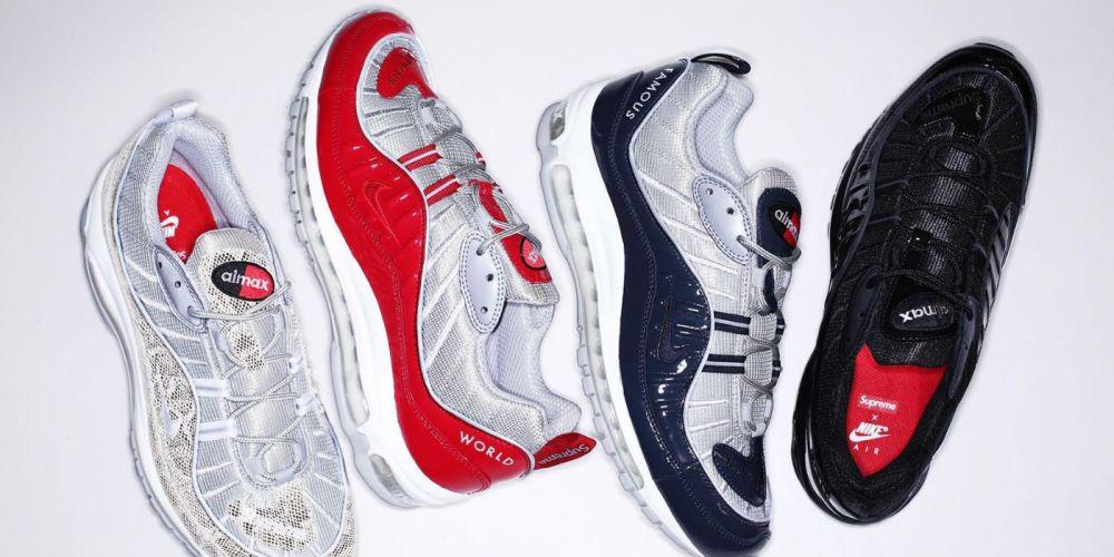 buy online e2de4 ac999 A Brief History of The Nike Air Max 98