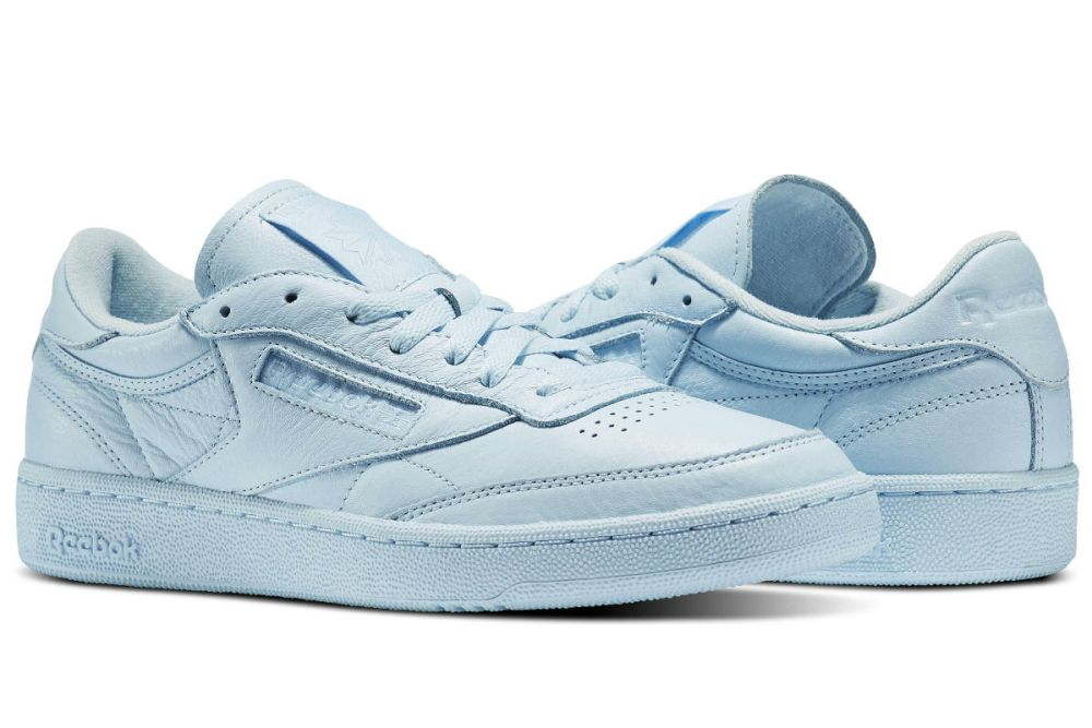 Reebok Club C 85 Elm Fresh Blue