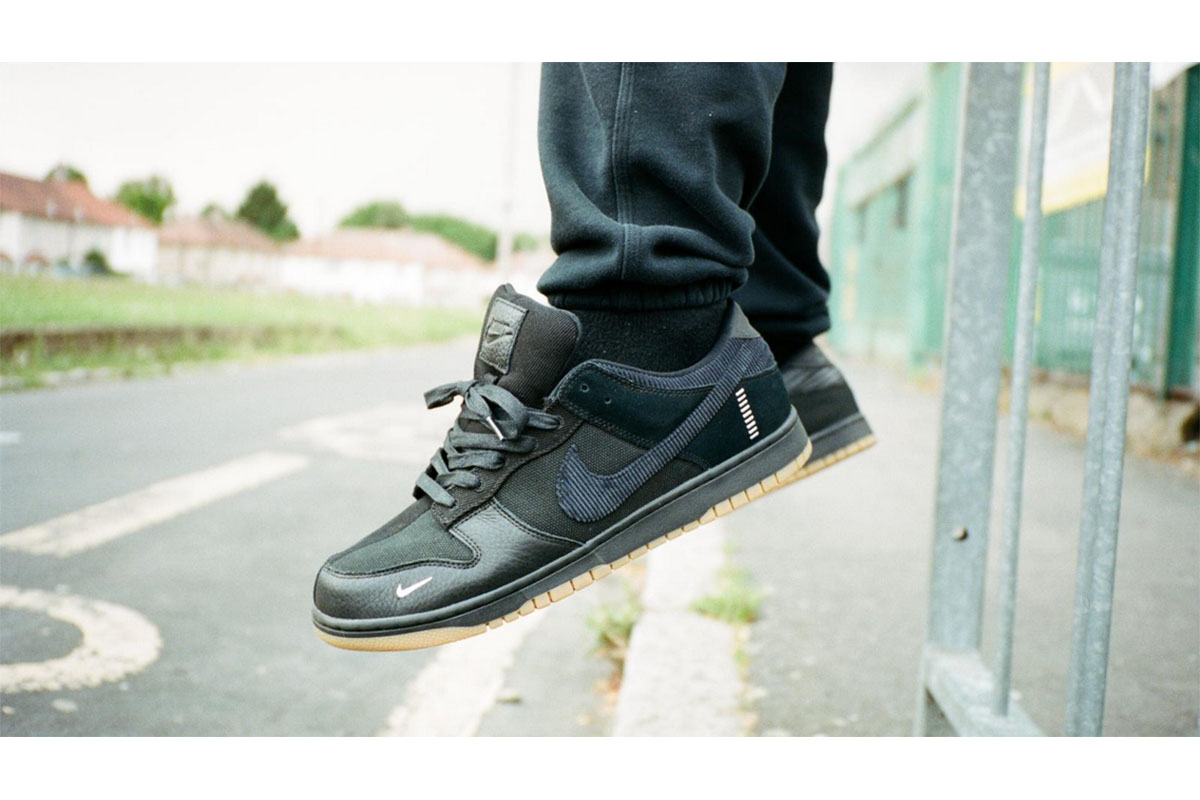 Basement x Nike Dunk Low