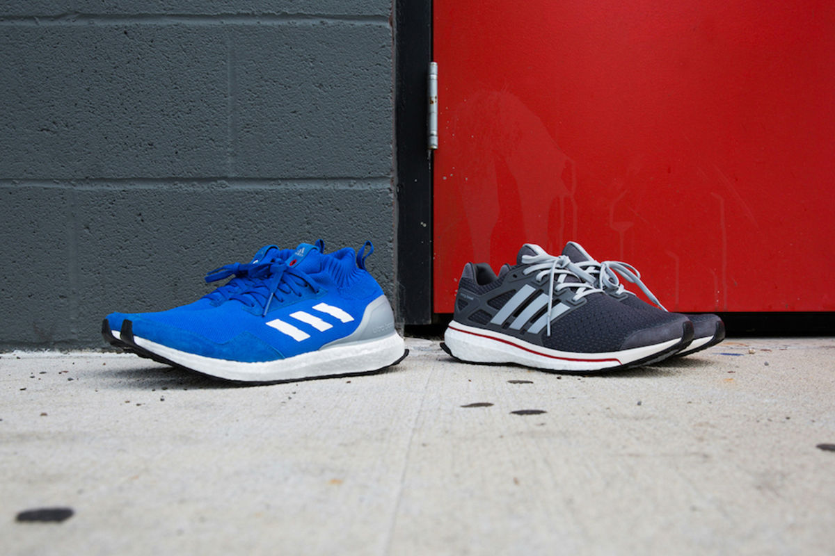 adidas Consortium Run Thru Time Pack