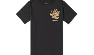 Maharishi Golden Dragon T-Shirt Black