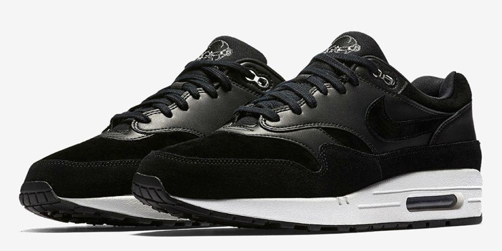 """Nike Air Max 1 PRM """"Black Skull"""""""