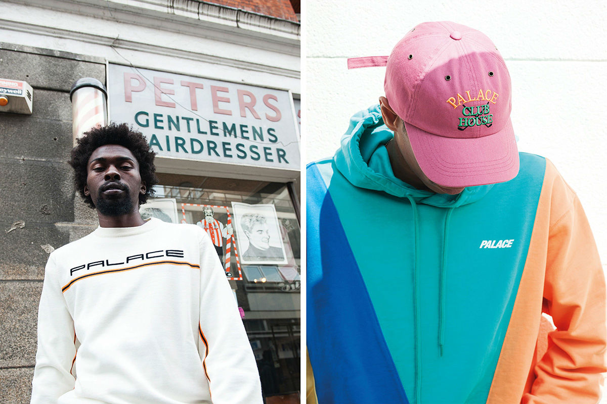 Palace skateboards Autumn 2017