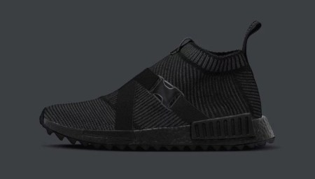 Triple Black With A Twist: TGWO x adidas Originals NMD CS1