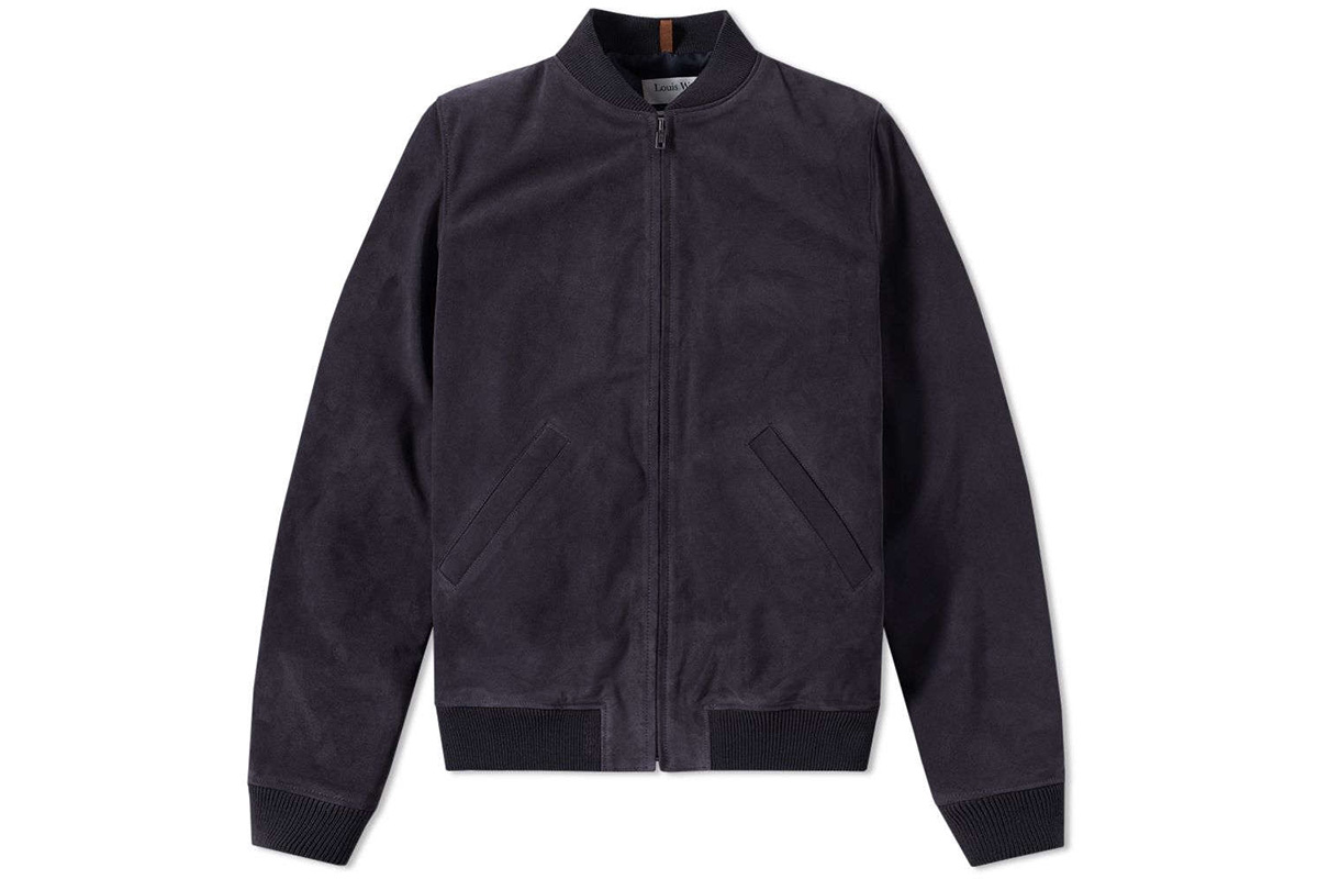 A.P.C. x Louis W. Ferris Jacket Dark Blue
