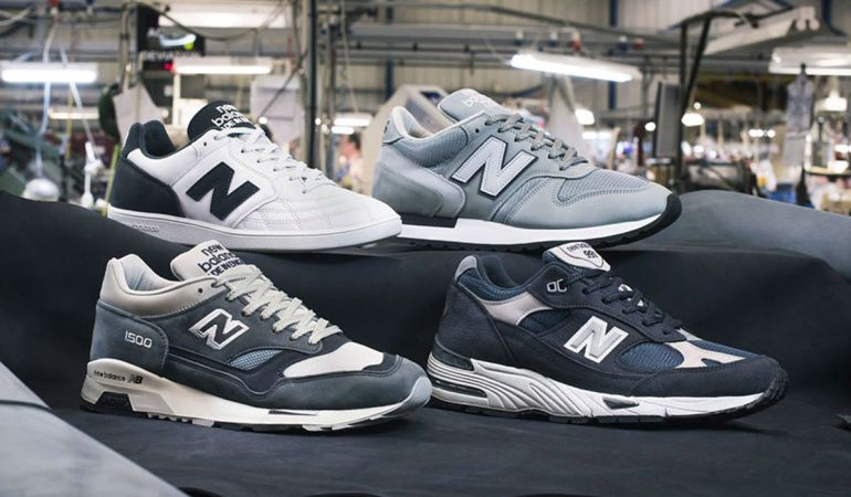 The Fantastic-Six For New Balance's Flimby 35th Anniversary