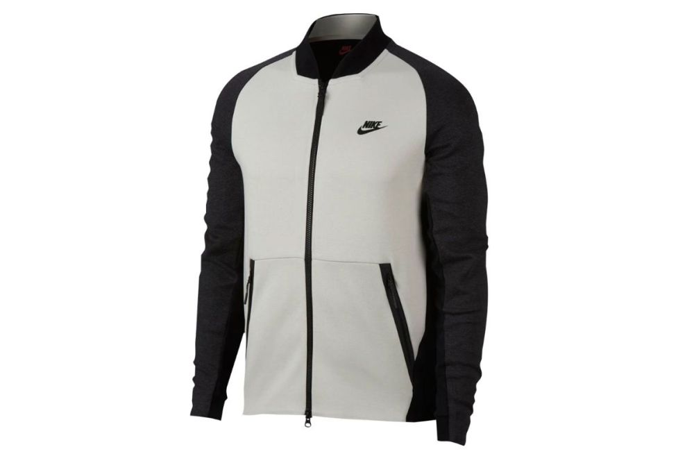 buy nike tech fleece varsity jacket