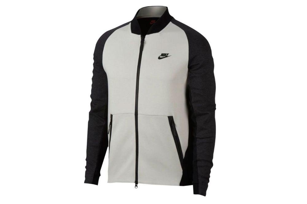 buy nike tech fleece varsity jacket