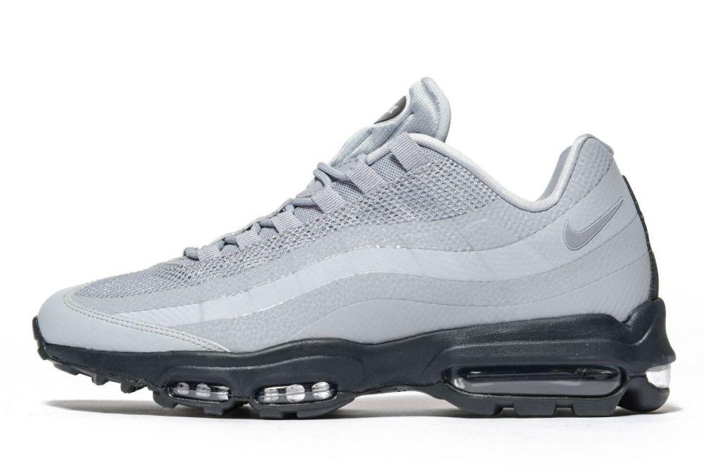 nike air max 95 grey black sole