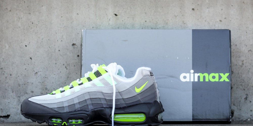 sports shoes 02011 7c731 20 Best Nike Air Max 95 Colorways Available Now (2018 ...