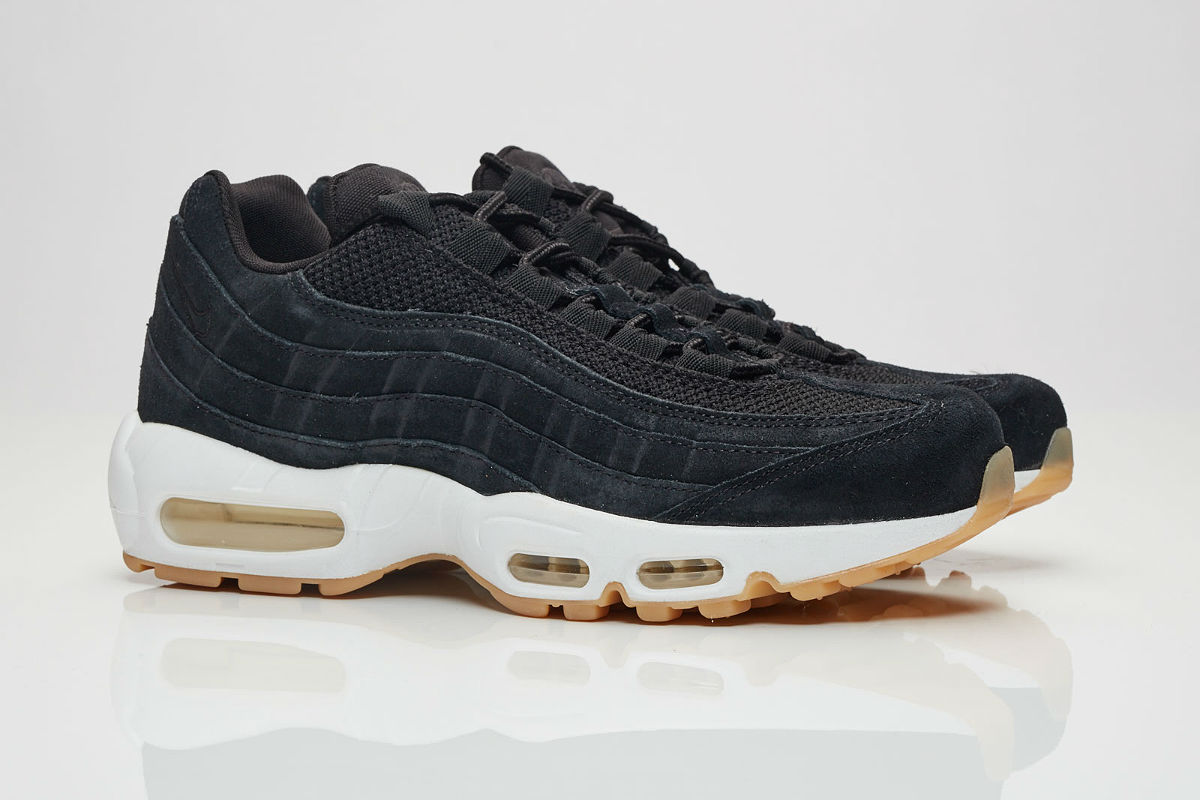nike air max 95 white black cool grey gum w nz