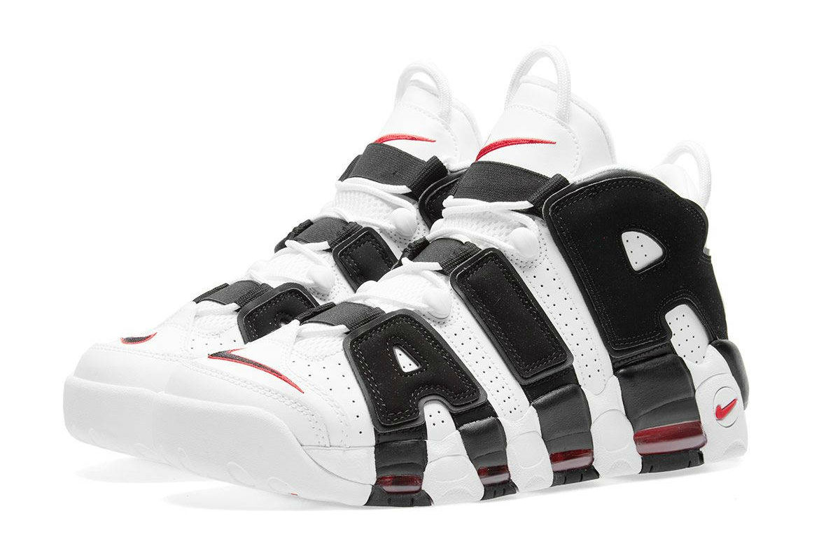 Best Nike Air More Uptempo Colorways
