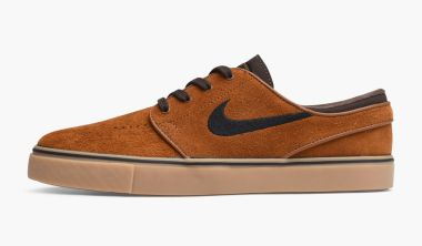 nike sb zoom stefan janoski hazelnut black baroque brown 333824-214