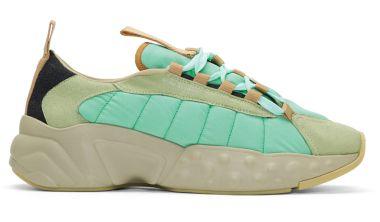 ACNE Studios Green Sofiane Neo Sneakers