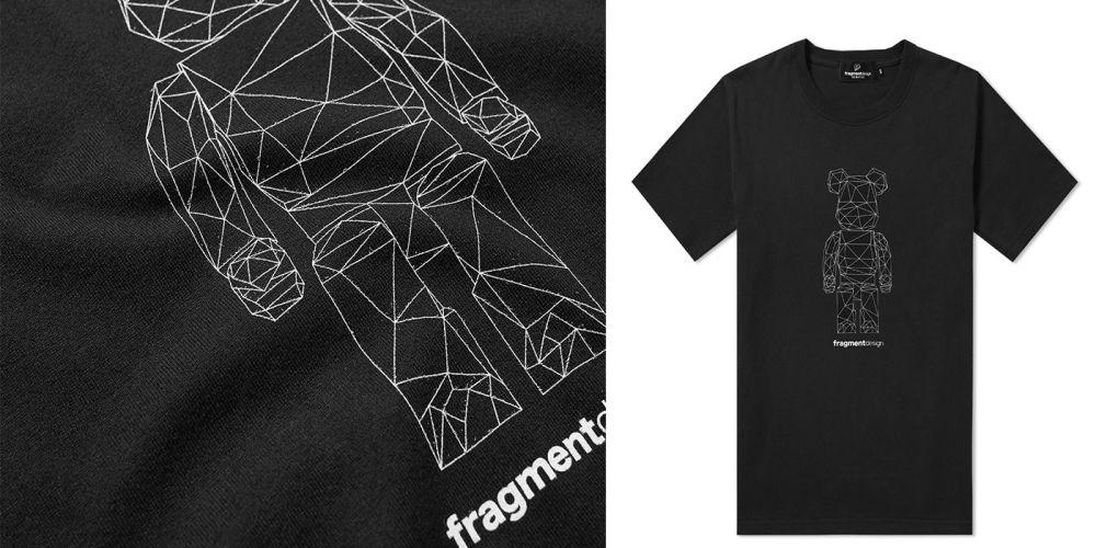 Medicom x Fragment design t-shirt
