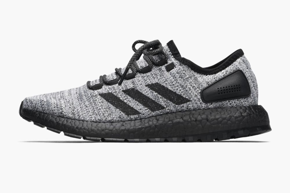 adidas Pure Boost ATR White/Core Black/Grey