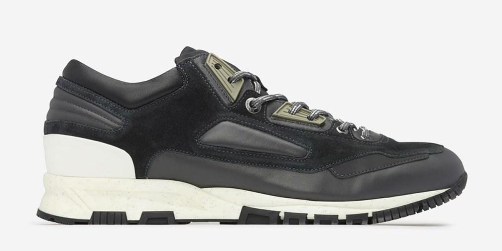 lanvin technical running sneakers
