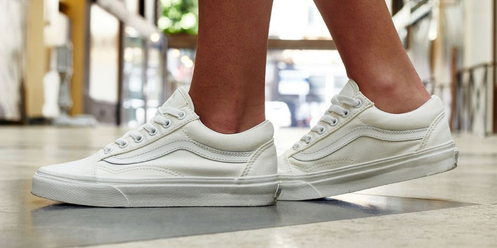5 Vans Old Skool White Available Now Cult Edge