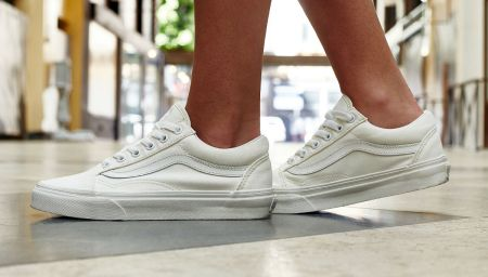 7 Vans Old Skool White Available Now