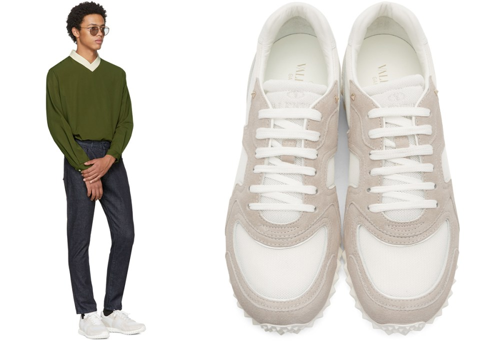 Valentino Garavani Hive Sneakers