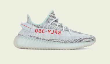 adidas originals yeezy boost 350 v2 blue tint