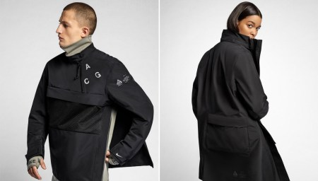 To Serve and Protect: The New Nike ACG Collection