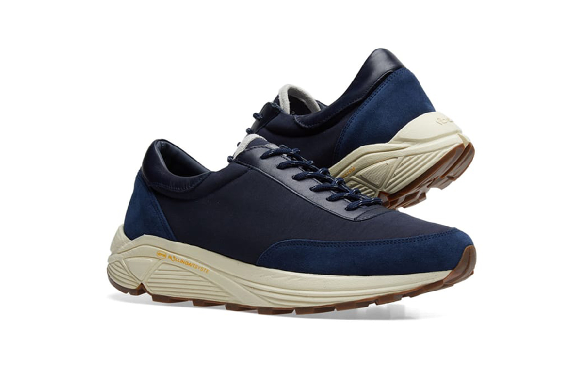 our legacy mono runner navy