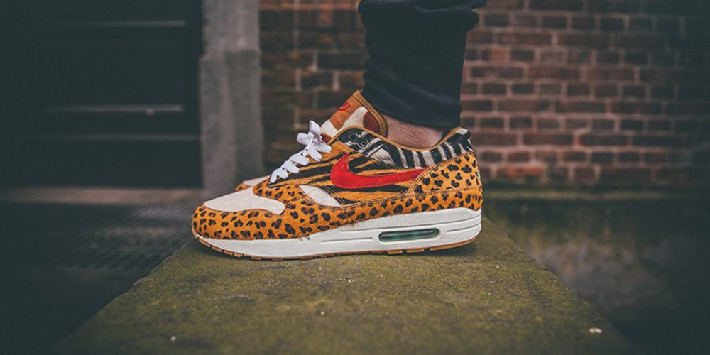 new arrival 1f41e d997c Nike Air Max1 Atmos Animal Pack