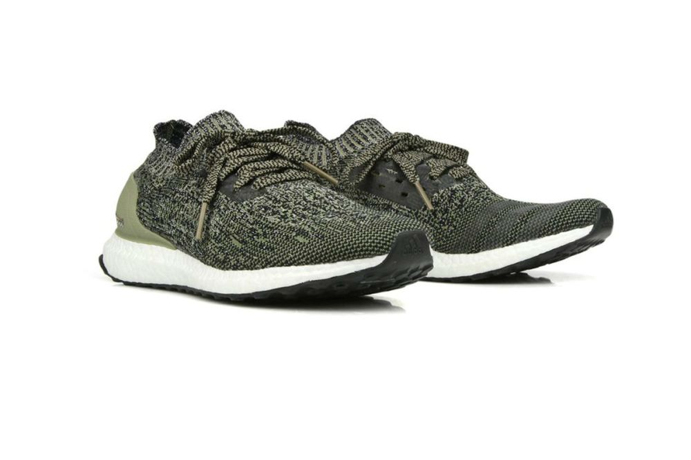 adidas ultra boost uncaged army