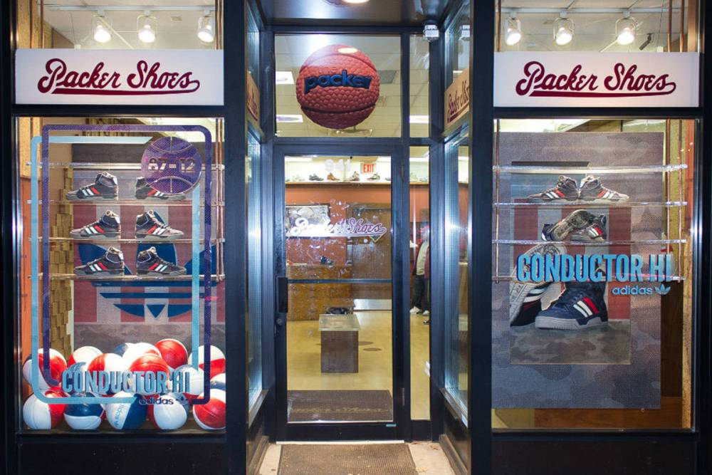 packer shoes shop