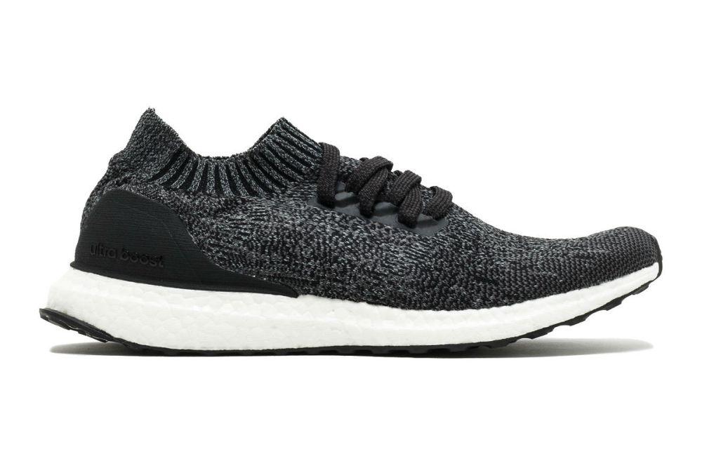 adidas ultra boost uncaged grey/black