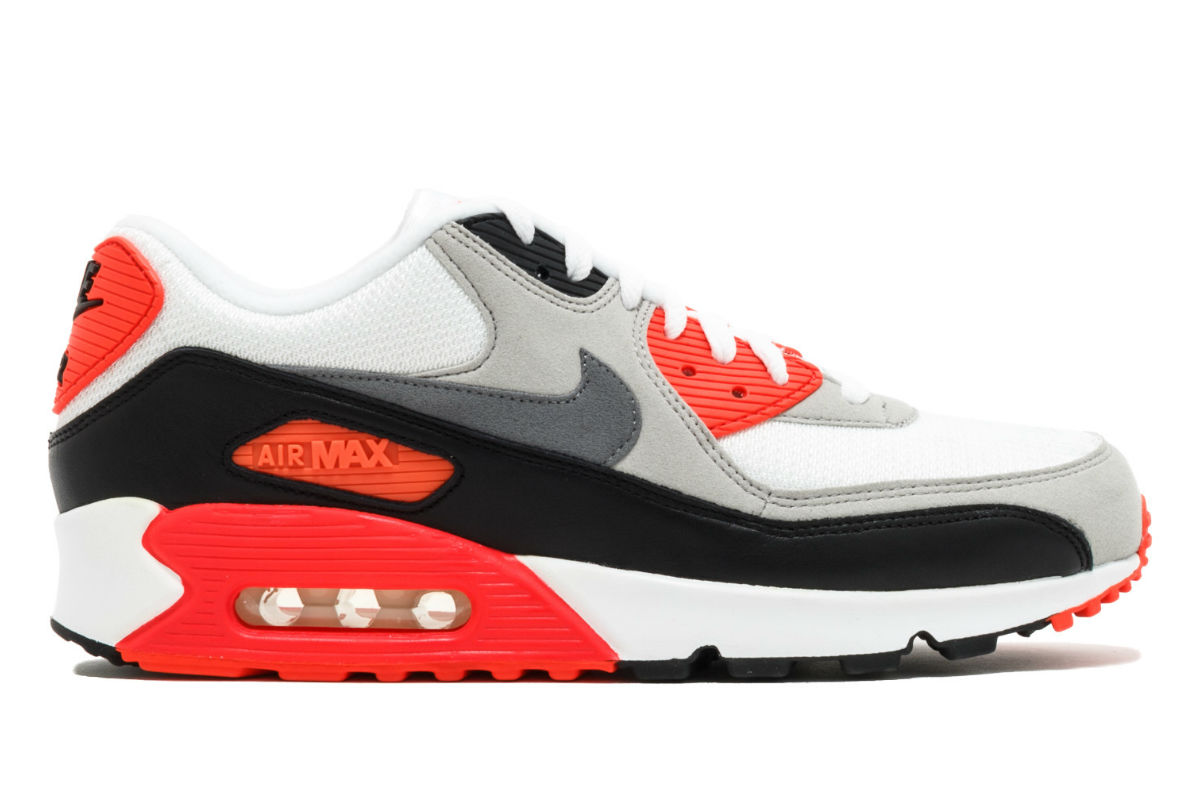 The Complete History of the Nike Air Max 90 | Cult Edge