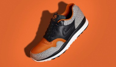 Nike Air Safari History