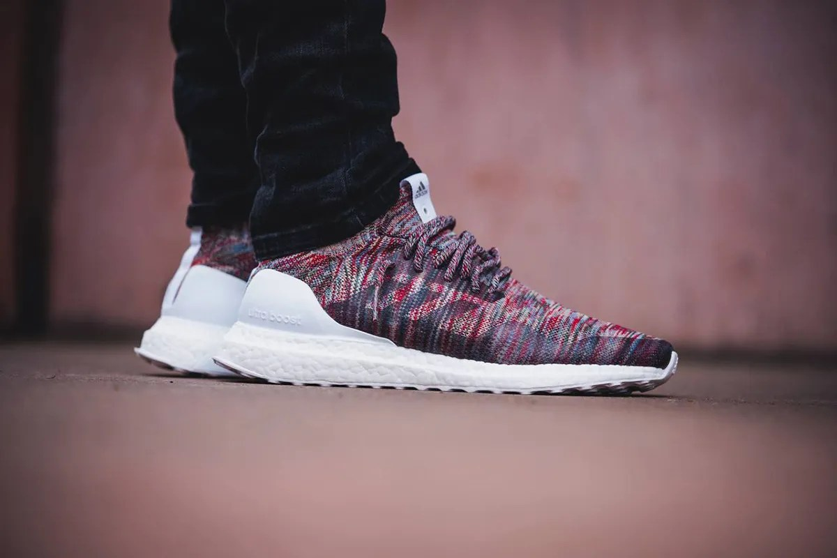 on feet adidas ultra boost mid ronnie fieg