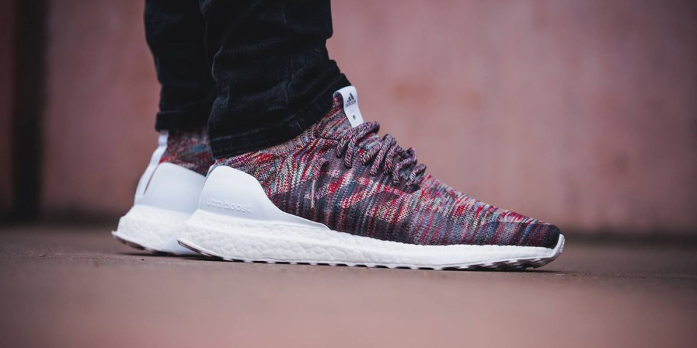 on feet adidas ultra boost mid ronnie fieg