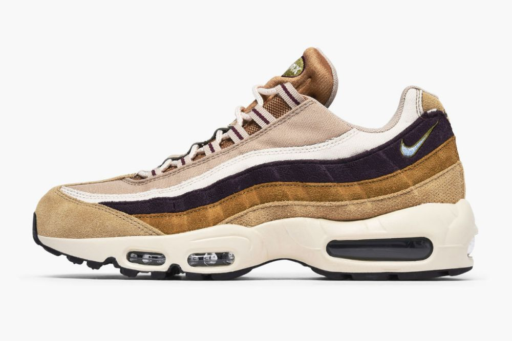 Nike Air Max 95 Premium Desert Royal