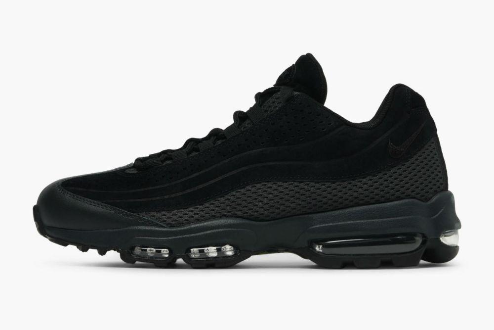 Nike Air Max 95 Ultra Premium Breathe Black