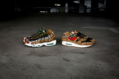From The Jungle to Your Feet: Nike Animal Pack 2.0