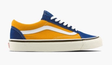 7745f41bb0 Golden Summer with Vans UA Old Skool 36 DX Anaheim