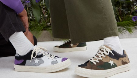 Converse One Star Goes Military With Sneakersnstuff