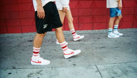 Warrior brand releases the WOS33 sneakers