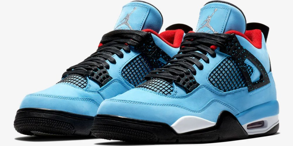 "Travis Scott x Air Jordan 4 ""Cactus Jack"""