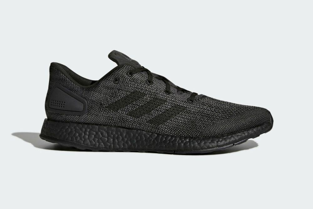 adidas Pure Boost All Black