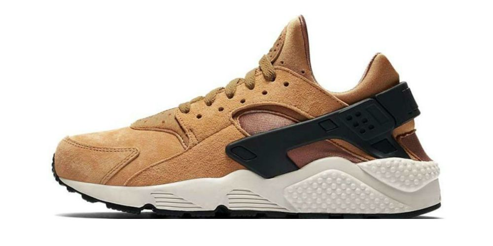 best loved c1279 328f9 Autumn vibes with the Nike Air Huarache Run PRM Wheat